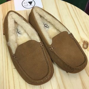 UGG Ascot Suede Men's Slippers x Moccasins sz 3